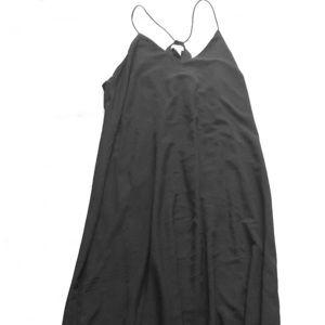Old Navy, black, maxi dress (NWT)